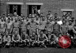 Image of prisoners of war Mukden Manchuria, 1945, second 4 stock footage video 65675071284
