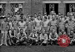Image of prisoners of war Mukden Manchuria, 1945, second 9 stock footage video 65675071284