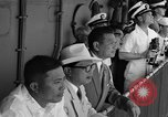 Image of USS Shangri-La Pacific Ocean, 1956, second 2 stock footage video 65675071286