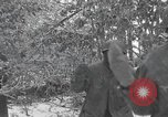 Image of 101st Airborne Division Bastogne Belgium, 1945, second 5 stock footage video 65675071302