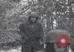Image of 101st Airborne Division Bastogne Belgium, 1945, second 8 stock footage video 65675071302