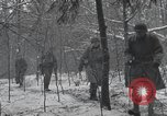 Image of 101st Airborne Division Bastogne Belgium, 1945, second 2 stock footage video 65675071303