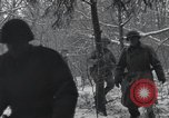 Image of 101st Airborne Division Bastogne Belgium, 1945, second 6 stock footage video 65675071303