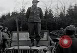 Image of United States 1st Infantry Division Belgium, 1944, second 6 stock footage video 65675071308