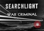 Image of war crime trials Paris France, 1945, second 7 stock footage video 65675071318