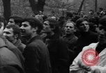 Image of Prague Spring anti-Soviet demonstrations Prague Czechoslovakia, 1968, second 2 stock footage video 65675071319