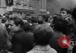 Image of Prague Spring anti-Soviet demonstrations Prague Czechoslovakia, 1968, second 7 stock footage video 65675071319