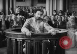 Image of German Movie 'Jud Suss' Germany, 1940, second 11 stock footage video 65675071334