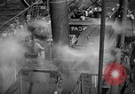 Image of US Navy spray systems to combat fire Iwo Jima, 1945, second 8 stock footage video 65675071340