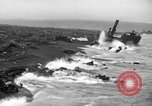 Image of beachhead activities Iwo Jima, 1945, second 6 stock footage video 65675071351