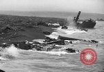 Image of beachhead activities Iwo Jima, 1945, second 7 stock footage video 65675071351