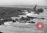 Image of beachhead activities Iwo Jima, 1945, second 8 stock footage video 65675071351