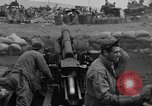 Image of beachhead activities Iwo Jima, 1945, second 4 stock footage video 65675071355