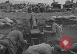Image of beachhead activities Iwo Jima, 1945, second 6 stock footage video 65675071355