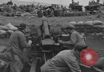 Image of beachhead activities Iwo Jima, 1945, second 7 stock footage video 65675071355