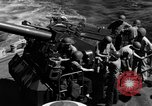 Image of invasion fleet Iwo Jima, 1945, second 8 stock footage video 65675071357