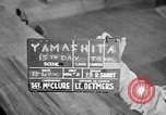 Image of Yamashita trial Manila Philippines, 1945, second 1 stock footage video 65675071358