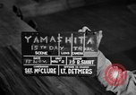 Image of Yamashita trial Manila Philippines, 1945, second 2 stock footage video 65675071358