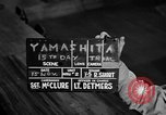 Image of Yamashita trial Manila Philippines, 1945, second 3 stock footage video 65675071358