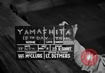 Image of Yamashita trial Manila Philippines, 1945, second 4 stock footage video 65675071358