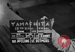 Image of Yamashita trial Manila Philippines, 1945, second 7 stock footage video 65675071358