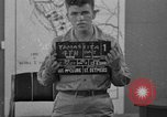 Image of Yamashita trial Manila Philippines, 1945, second 1 stock footage video 65675071360