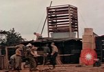 Image of Seabees Pacific Theater, 1945, second 10 stock footage video 65675071374