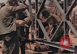 Image of Seabees Pacific Theater, 1945, second 9 stock footage video 65675071381