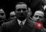 Image of Benito Mussolini Italy, 1935, second 8 stock footage video 65675071386