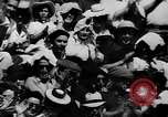 Image of bull fighting Spain, 1943, second 4 stock footage video 65675071387