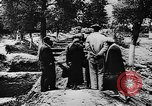 Image of funeral services Vinnitsa Ukraine Soviet Union, 1943, second 5 stock footage video 65675071392