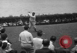 Image of golf match Nassau Bahamas, 1941, second 9 stock footage video 65675071397