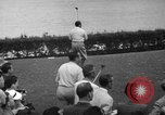 Image of golf match Nassau Bahamas, 1941, second 11 stock footage video 65675071397