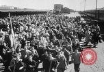 Image of rally for Perons Buenos Aires Argentina, 1951, second 8 stock footage video 65675071430
