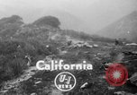 Image of aircraft crash California United States USA, 1951, second 1 stock footage video 65675071432