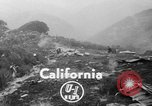 Image of aircraft crash California United States USA, 1951, second 2 stock footage video 65675071432