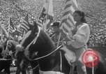 Image of rodeo Los Angeles California USA, 1951, second 9 stock footage video 65675071434