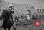Image of rodeo Los Angeles California USA, 1951, second 10 stock footage video 65675071434