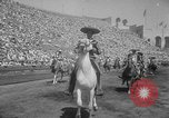 Image of rodeo Los Angeles California USA, 1951, second 12 stock footage video 65675071434