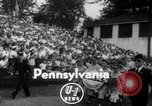 Image of Little League Baseball South Williamsport Pennsylvania USA, 1951, second 1 stock footage video 65675071435