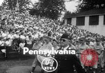 Image of Little League Baseball South Williamsport Pennsylvania USA, 1951, second 2 stock footage video 65675071435