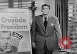 Image of crusade for freedom New York United States USA, 1951, second 12 stock footage video 65675071436
