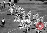 Image of American football match Atlanta Georgia USA, 1955, second 6 stock footage video 65675071441