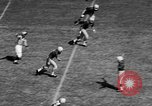 Image of American football match Atlanta Georgia USA, 1955, second 7 stock footage video 65675071441