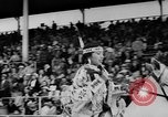 Image of rodeo Pendleton Oregon USA, 1955, second 7 stock footage video 65675071442