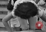Image of young girls Port Arthur Texas USA, 1944, second 10 stock footage video 65675071447