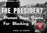 Image of Harry S Truman Missouri United States USA, 1950, second 2 stock footage video 65675071450