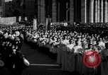 Image of Corpus Christi Rome Italy, 1950, second 9 stock footage video 65675071451