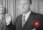 Image of Stanley Woodward United States USA, 1950, second 9 stock footage video 65675071456