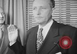 Image of Stanley Woodward United States USA, 1950, second 10 stock footage video 65675071456